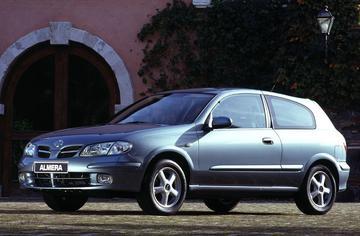 Nissan Almera 1.8 Sport (2002)