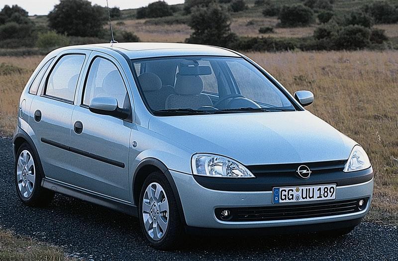 Opel Corsa 1.2-16V (2002)