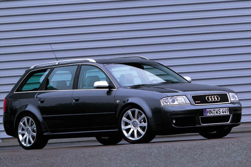 Audi RS6 Avant quattro (2003)