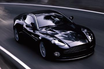 VriMiBolide: Aston Martin Vanquish