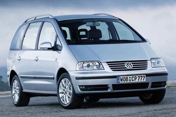 Volkswagen Sharan 1.9 TDI 115pk Comfortline (2004)