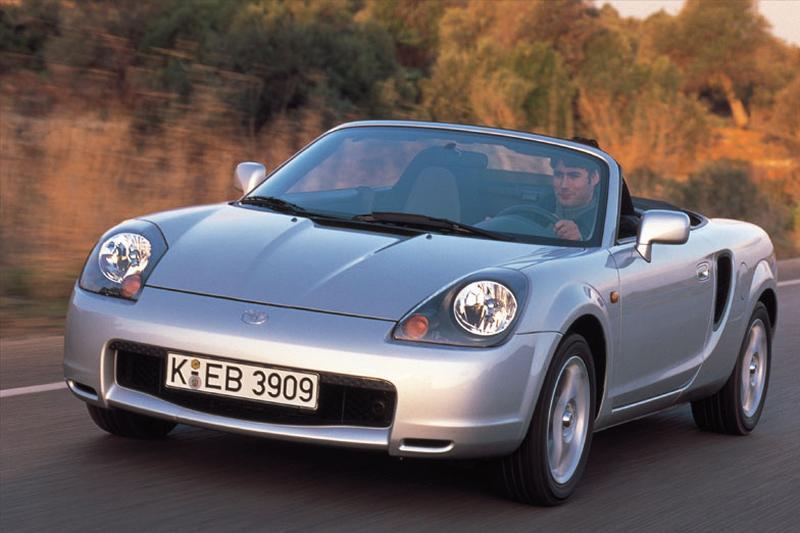 Toyota MR2 1.8 16v VVT-i Special Edition (2000)