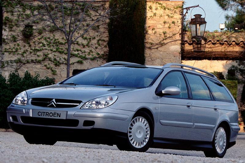 Citroën C5 Break 2.0 16V Exclusive (2003)