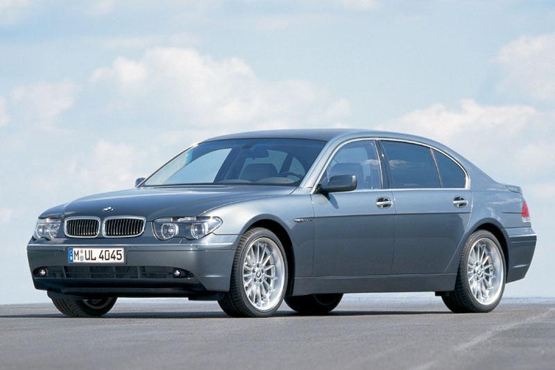 BMW 760Li (2004)