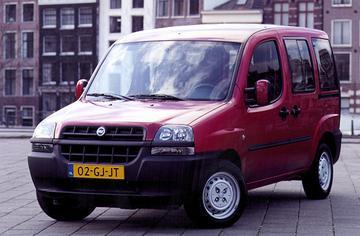 Fiat Doblò 1.6 16v ELX (2003)
