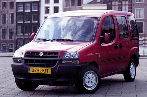 Verrassend Autoreviews Fiat Doblò - AutoWeek.nl PD-64