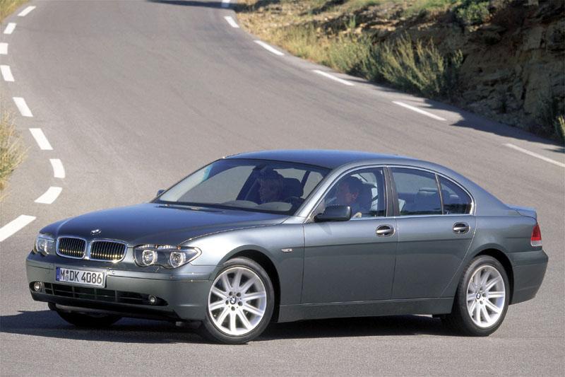 BMW 745i Executive (2002)