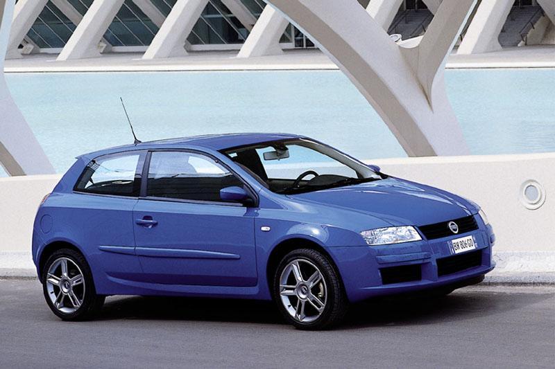 Fiat Stilo 2.4 20v Abarth Selespeed (2002)