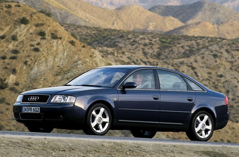 Audi A6 2.5 TDI 155pk (2001)