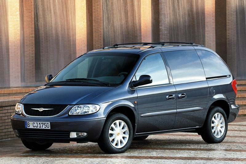 Chrysler Voyager 3.3i V6 LX Plus (2001)
