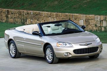 Chrysler Sebring Cabrio 2.7i 24V LX (2001)