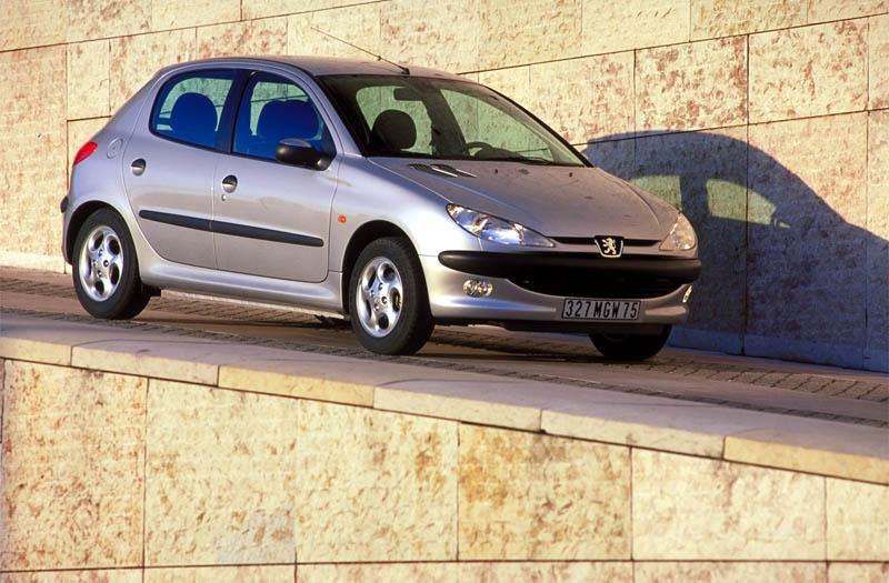 Peugeot 206 XN 1.1 (2000)