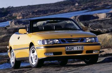 Saab 9-3 Cabriolet SE 2.0 Turbo (2001)