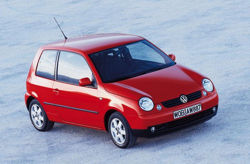 Volkswagen Lupo 1.4 16V 75pk Comfortline (2005)