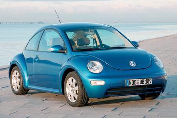 AutoWeek Top 50: Volkswagen New Beetle
