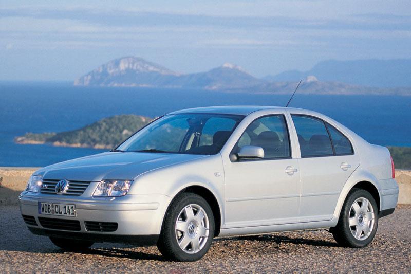 Volkswagen Bora 1.6 (1999)