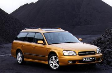 Subaru Legacy Touring Wagon 2.0 GL AWD (1999)