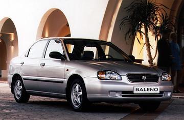 Suzuki Baleno 1.6 GLX (1998)