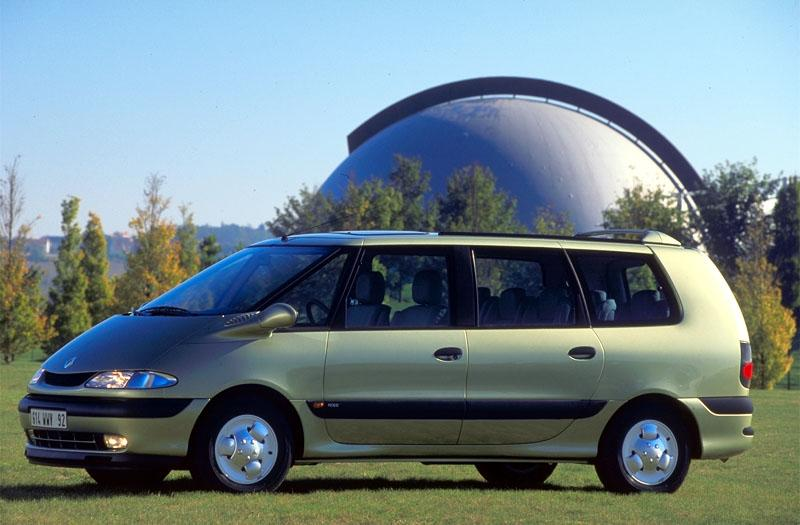 Renault Grand Espace RXE 3.0 V6 24V (1999)