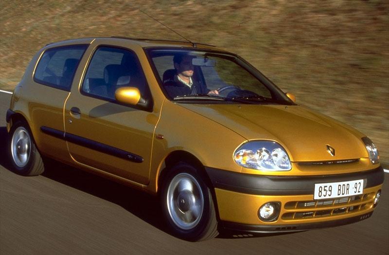 Renault Clio 16V (2000) #2