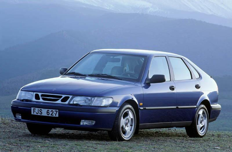 Saab 9-3 S 2.0 (1999)