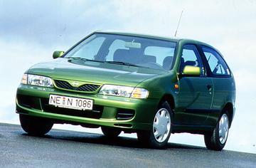 Nissan Almera 1.4 S (1999)