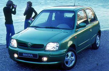 Nissan Micra 1.3 GX (1999)