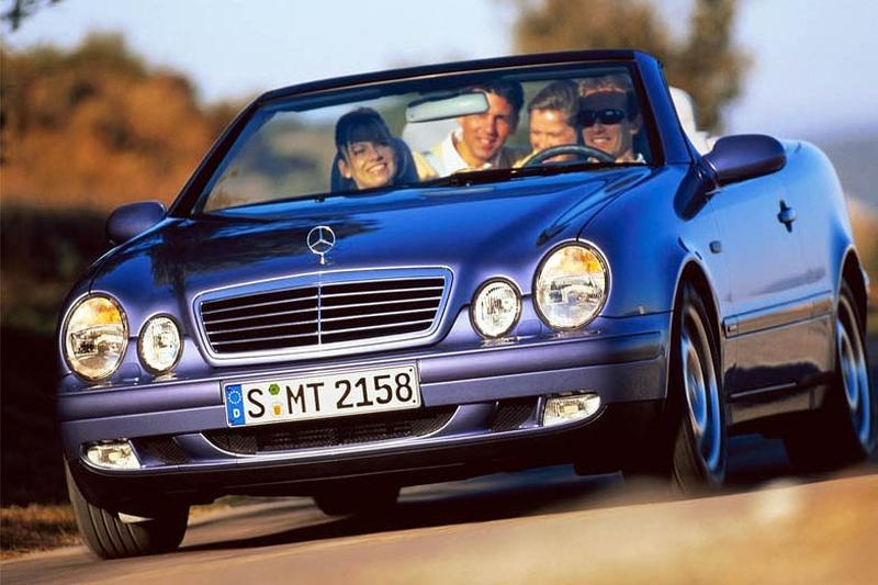 Mercedes-Benz CLK 200 Cabriolet Elegance (1999)