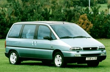 Fiat Ulysse 2.0 JTD EL (1999)
