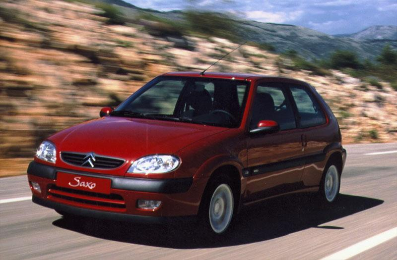 Citroën Saxo 1.6i VTS (2002)