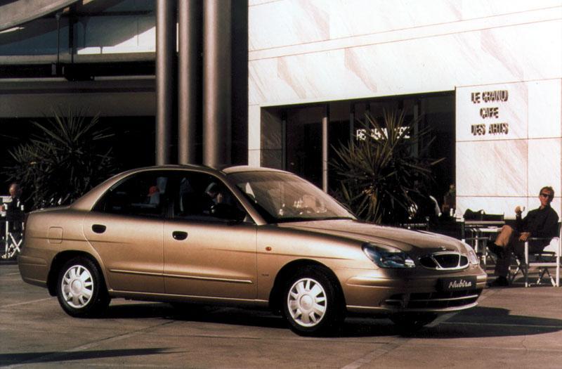 Daewoo Nubira 1.6 SE (2002)