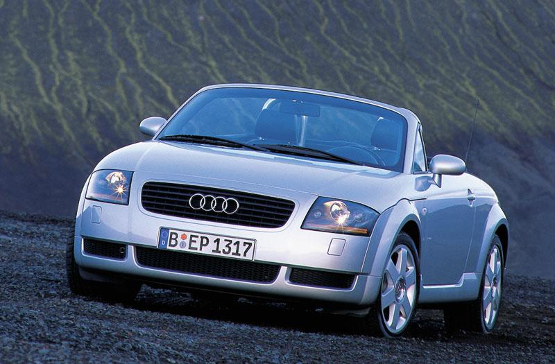 Audi TT Roadster 1.8 5V Turbo 150pk (2002)
