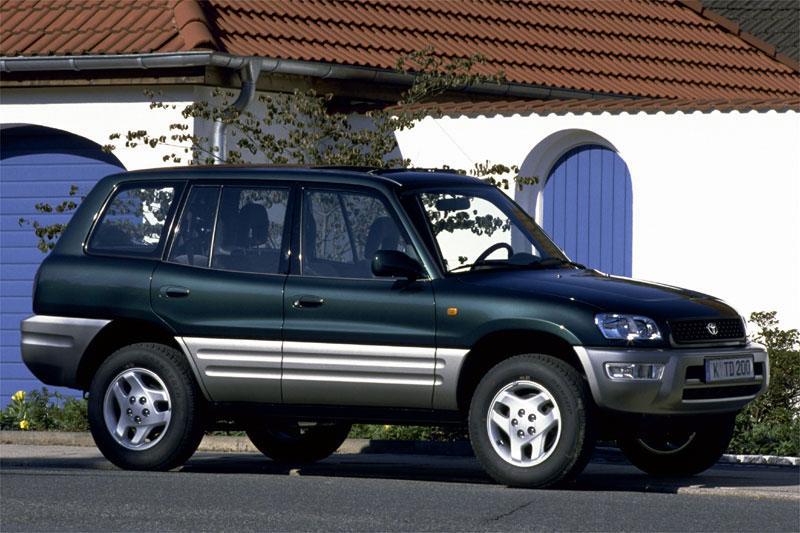 Toyota Funcruiser Wagon 2.0i (1999)