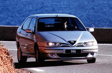 Alfa Romeo 146 1.8 Twin Spark 16V L (1999)