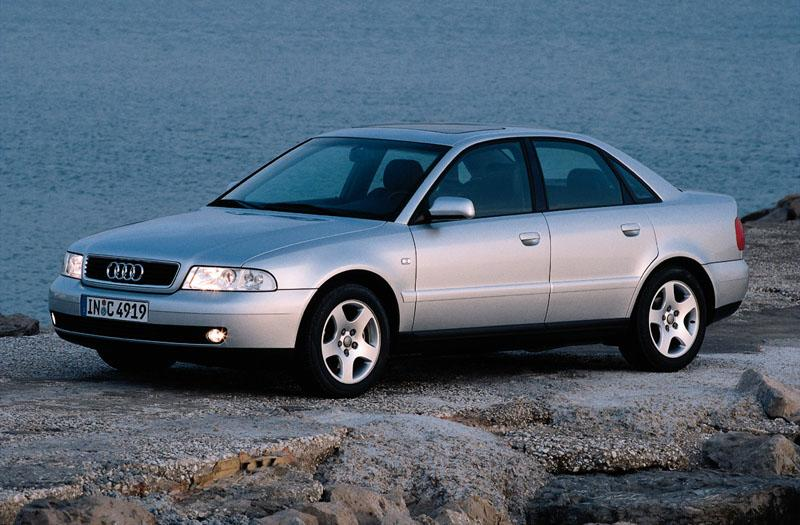 Audi A4 1.6 (2000)