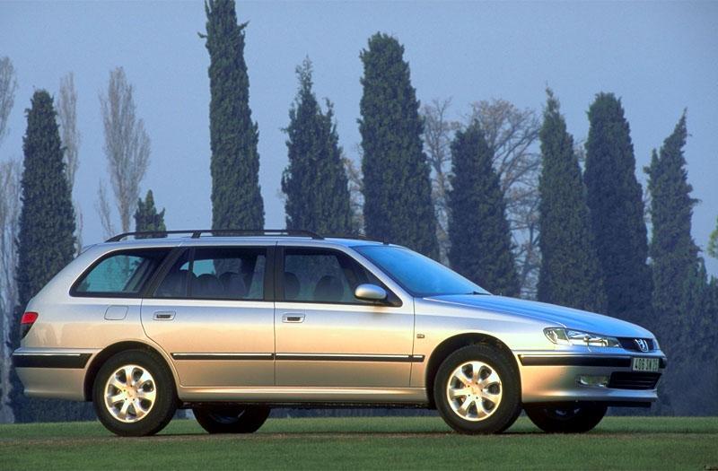 Peugeot 406 Break ST 2.0-16V (2001)
