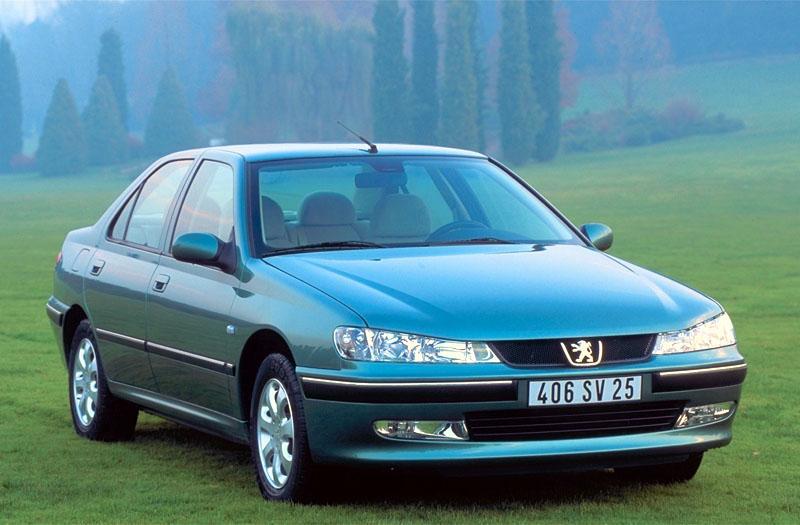 Peugeot 406 ST 2.0 HDI 110pk (2001)