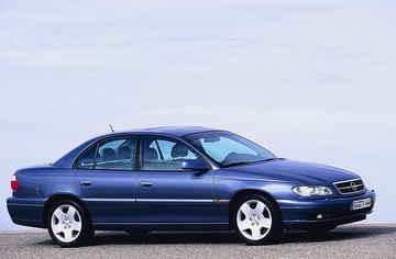 Opel Omega 3.0i-V6 Executive (2000)