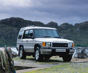 Land Rover Discovery Td5 ES (2000)