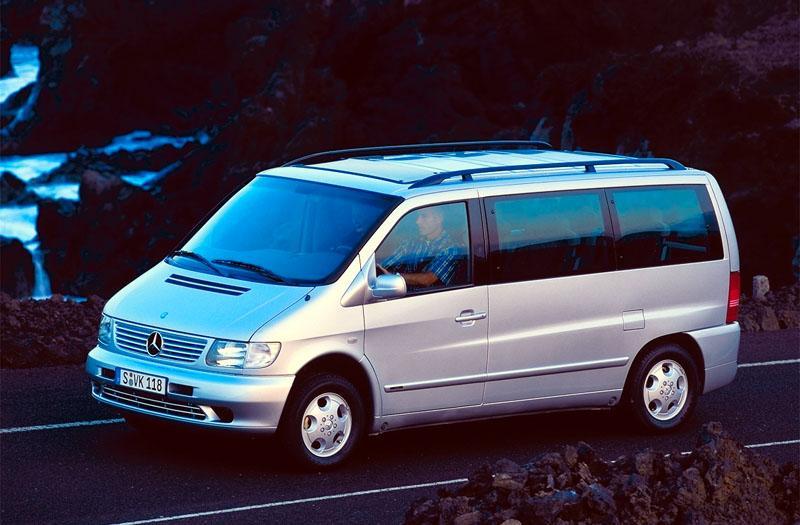 Mercedes-Benz V 220 CDI Ambiente (2000)