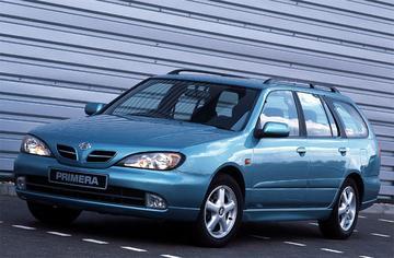 Nissan Primera Wagon 2.0 Luxury Plus (1999)