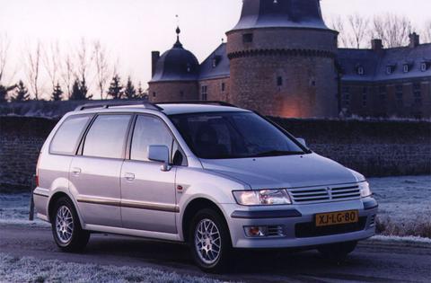 Mitsubishi       Space    Wagon 24 GLXi prijzen en specificaties