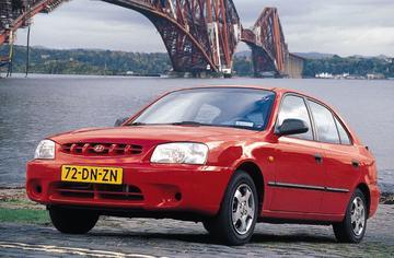 Hyundai Accent 1.3i LS (2000)