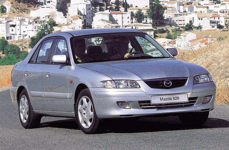 Mazda 626 2.0 Exclusive (2001)