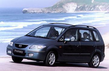 Mazda Premacy 1.8hp Exclusive (1999)