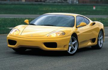 Ferrari 360 Modena (2001)