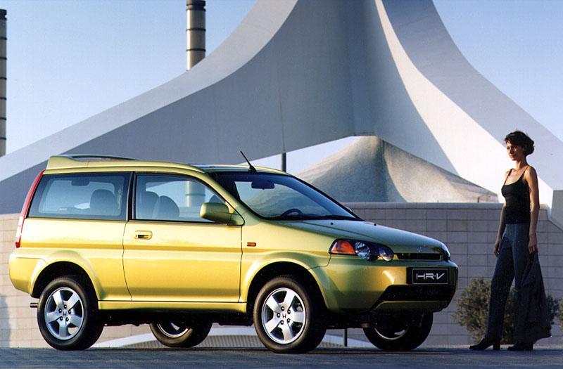 Honda HR-V 1.6i 2WD (1999)