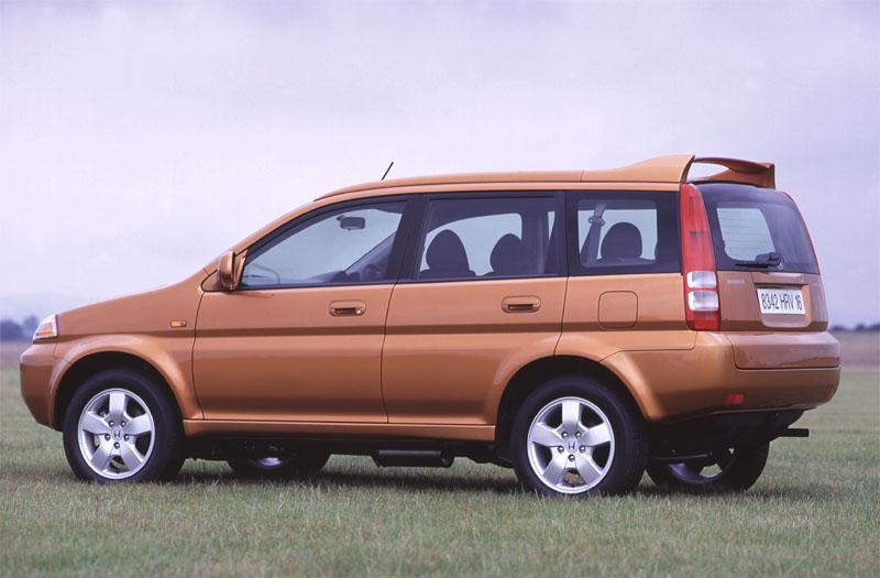 Een compacte cross-over in 1999