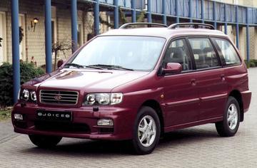 Kia Joice 2.0 LS Comfort (2002)