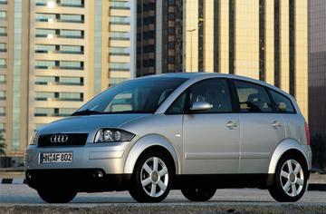 Audi A2 1.4 (2004)